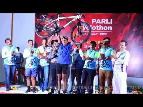 PARLI CYCLOTHON 2016 BALAGHAT RIDE...