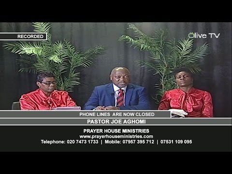 The Prayer Line: How The Tree Of Life Provides Divine Information Part 2
