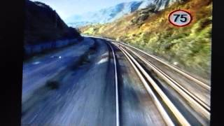 Dover Priory to Ashford (1 of 3) - British Rail crew training video