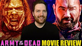 Army of the Dead - Movie Review