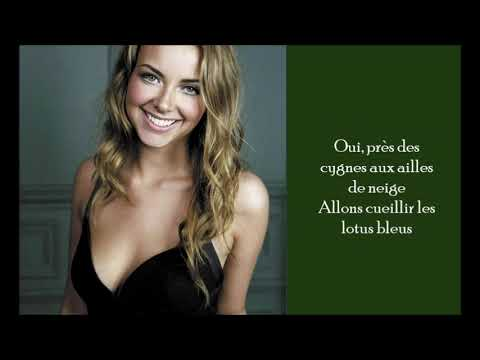 The Flower Duet  Charlotte Church  Lyrics