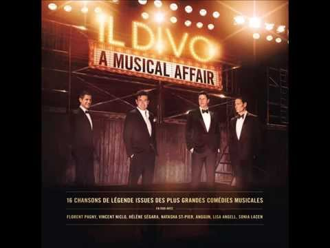 Il Divo - Can You Feel The Love Tonigth