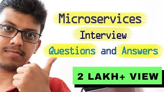 Microservices interview question and answers | Architecture design and Best practices