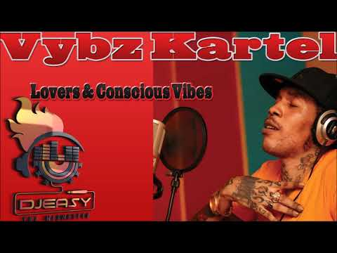 Vybz Kartel Best of Conscious & Lovers Mixtape Mix by djeasy