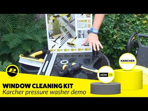 Karcher Window Cleaning Kit