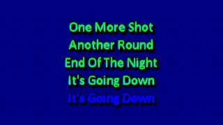 Pitbull and Ke$ha Timber Karaoke lyrics