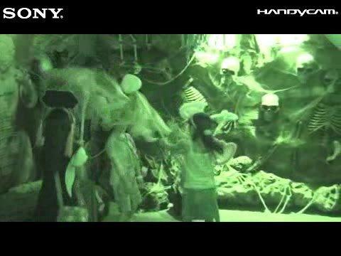 Sony X Ocean Park Halloween 2008 (11/10 06:21PM)