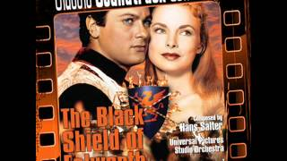 The Black Shield of Falworth - The Black Shield of Falworth (Ost) [1954]