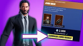 OS REGALO LA SKIN! Fortnite Battle Royale - Luzu