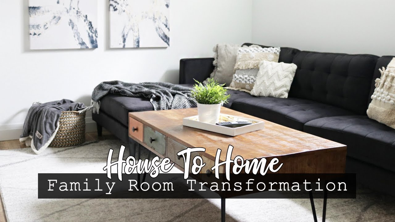 Family Rec Room Decorate With Me How To Decorate Open Shelves Youtube