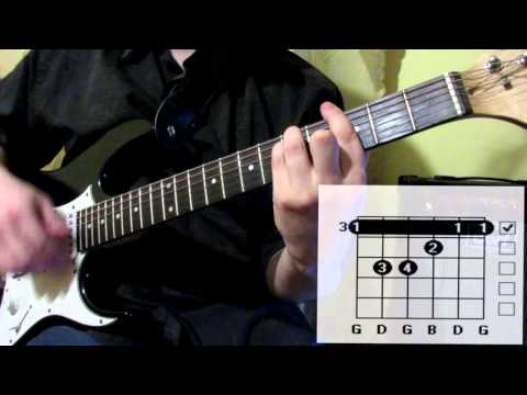 Scorpions Born To Touch Your Feelings tab + chords cover how to play guitar lesson
