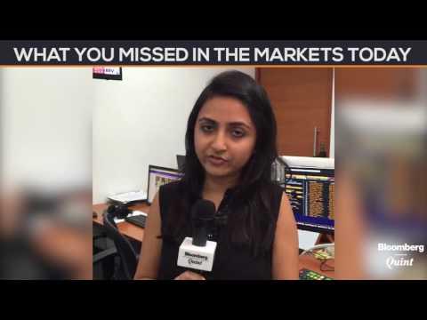 Market Wrap: Sensex, Nifty End Ranged Trade Lower