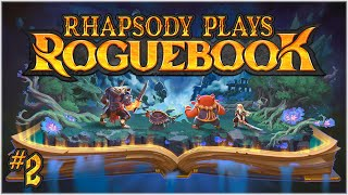 Maximising Rage | Rhapsody Plays Roguebook - Episode 2
