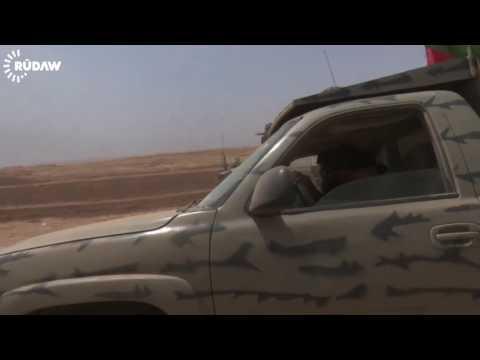 Peshmerga rescue a Rudaw team ambushed by ISIS