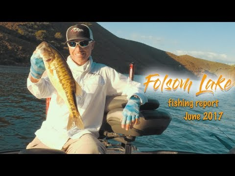 Clear lake fishing report may 2017 funnycat tv for Folsom lake fishing report