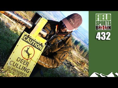 Fieldsports Britain - Hind Culls in the Hills