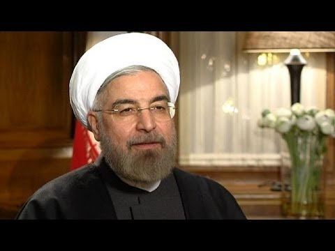Iran's Rouhani to euronews: I'm disappointed in UN - exclusive