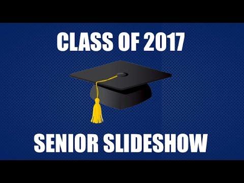 CHS Class of 2017 Senior Slideshow
