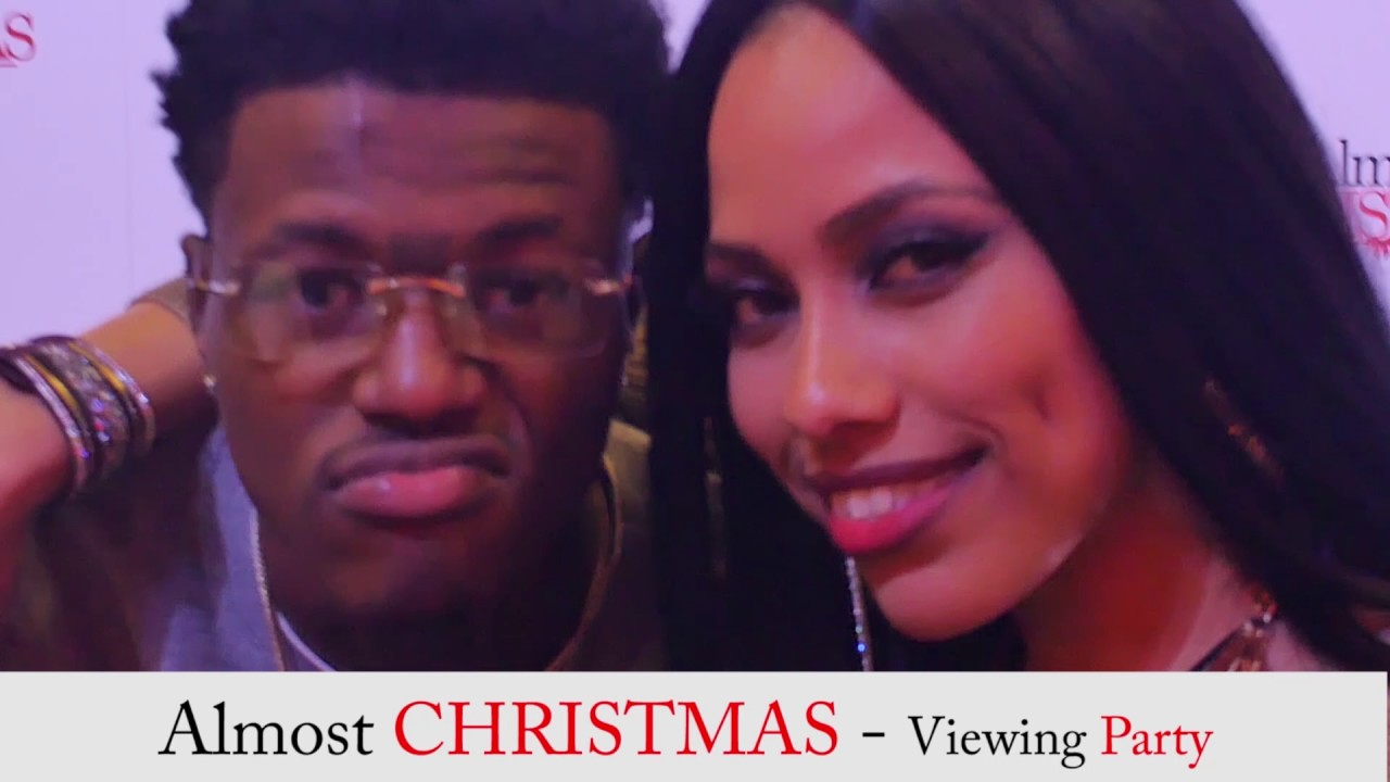 The Movie Almost Christmas is Almost Here! Omar Epps, Monique ...