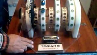 énergie libre:moteur magnétique argentin