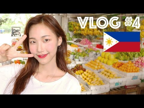 [VLOG] Daily Life in the Philippines 필리핀 유학생의 일상