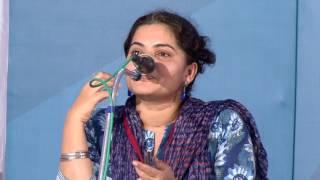 Dr B S Sherin at International Islamophobia Conference, 2016 Dec 16-18,  University of Calicut