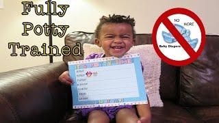 Vlog 473: Fully Potty Trained!