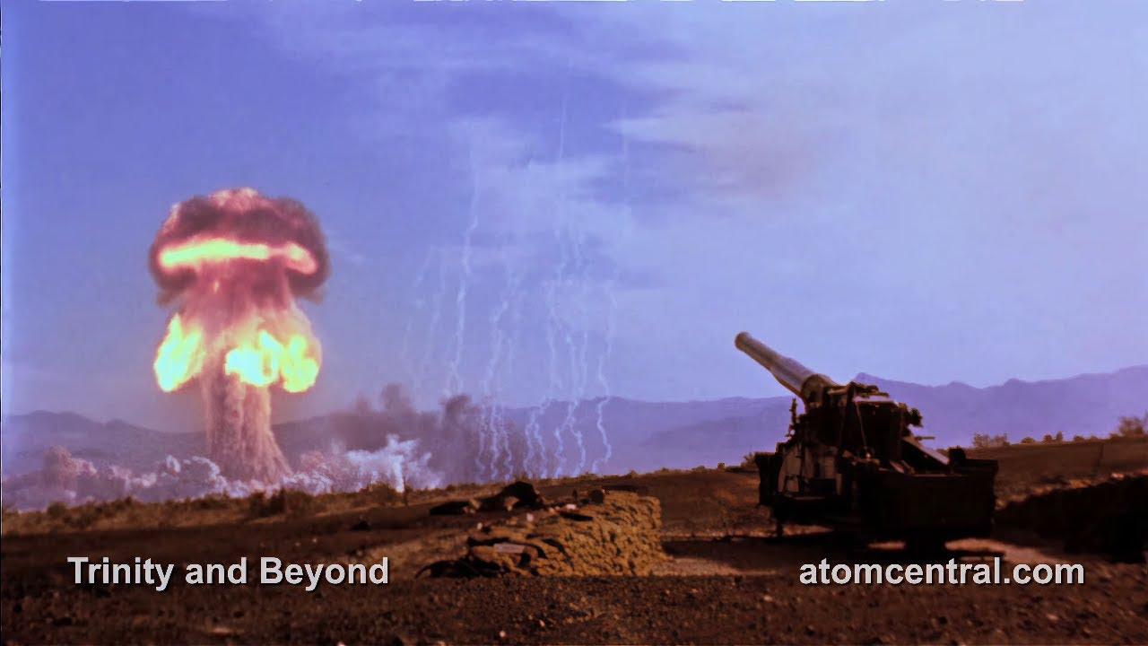 AI 4K 48fps   Atomic Canon Sequence - DAIN App