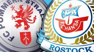 Interviews nach dem Landespokal-Viertelfinale beim FC Pommern Stralsund