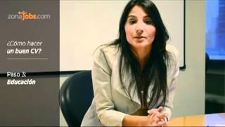 Cómo hacer un buen Curriculum Vitae en 4 minutos (CV)