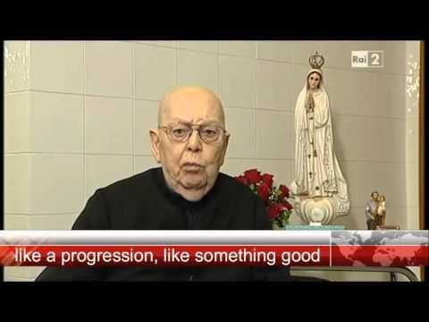 VATICAN EXORCIST AMORTH SPEAKS ABOUT MEDJUGORJE ON NATIONAL TV