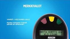 | HSL Helsingin Seudun Liikenne - Kausilipun näyttäminen