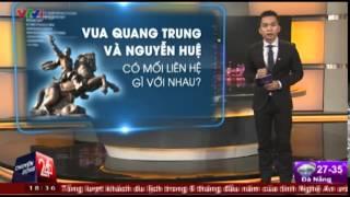 Quang Trung - Nguyễn Huệ là 2 hay 1 người?