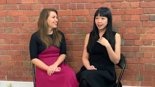 The GOSS #1 Young Artists in Conversation