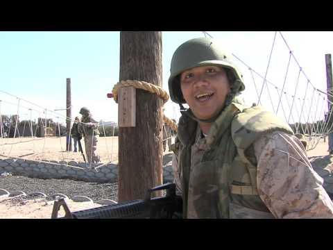 CBS 7 Marine Boot Camp, San Diego California, July 6th thru 10th - Part 3