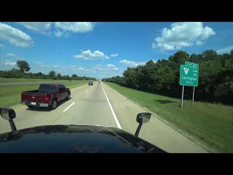 08-31-19 #302 Begiinning My Day In Jackson TN & Entering Nashville & Knoxville TN