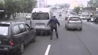 VL ru Конфлікт автолюбителів на Авангарді Владивосток