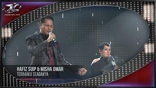 #AJL31| Misha Omar & Hafiz Suip | Terimaku Seadanya