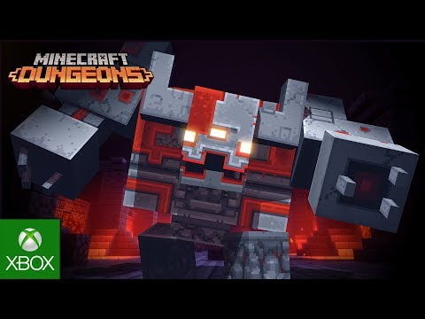 Minecraft Dungeons - E3 2019 -  Gameplay Reveal Trailer