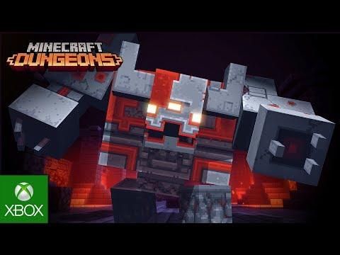 Minecraft Dungeons - E3 2019 -  Gameplay Reveal Trailer