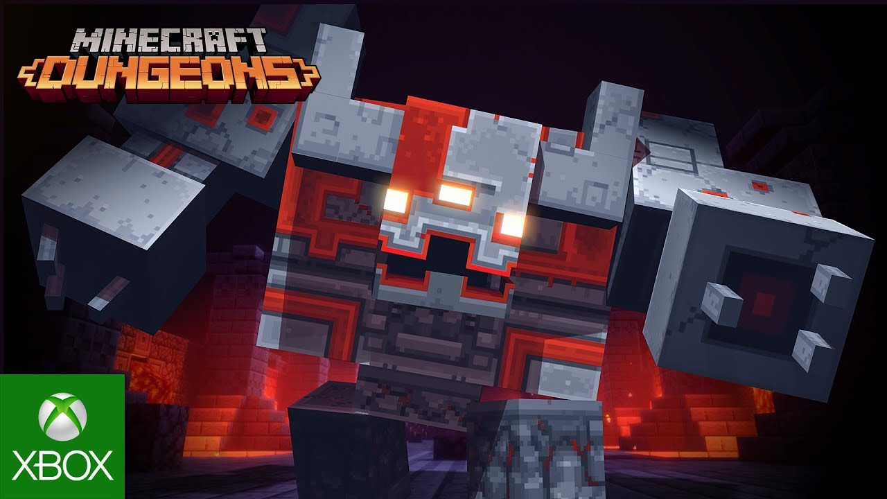 Minecraft Dungeons' Is A New Action-RPG Set In The 'Minecraft' Universe