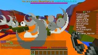 Minecraft MINERWARE #4 with Vikkstar, Preston & Nooch (Minecraft Mini-Games)