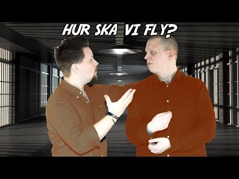 HUR SKA VI FLY FRÅN FÄNGELSET? | Escapists 2 | #2