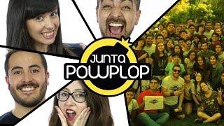 Junta Powplop ¡Gracias Por Ir!