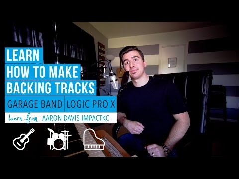 Learn How to Make Backing Tracks (Part 1) - ImpactKC Worship