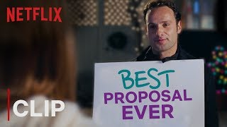 Best Proposal Ever! | Love Actually | Netflix India
