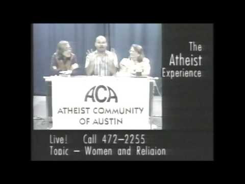 """Lost "" Atheist Experience #35 with Ray Blevins, David Kent, and Mary Sue Osborne"