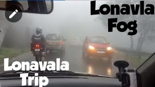 Holiday | Amazing Scene | Lonavla Fog (Must Watch)