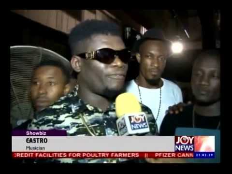 Castro speaks on low turn out at Concert