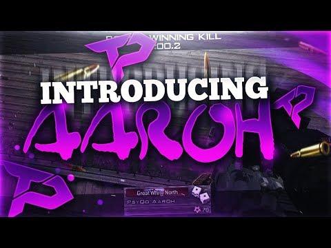 Introducing PsyQo Aaroh! - A MW2 Trickshotting Montage